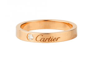 Jewelry , 8 Lovely Cartier Wedding Bands Women : Wedding Band For Men