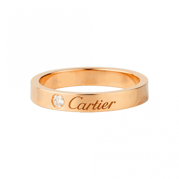8 Lovely Cartier Wedding Bands Women in Jewelry