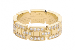 Jewelry , 8 Awesome Cartier Wedding Bands For Men : Wedding Band For Men