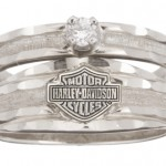 Wedding Diamond White Gold , 9 Gorgeous Harley Davidson Wedding Bands In Jewelry Category