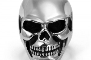 1000x1000px 9 Stunning Skull Wedding Bands For Men Picture in Jewelry