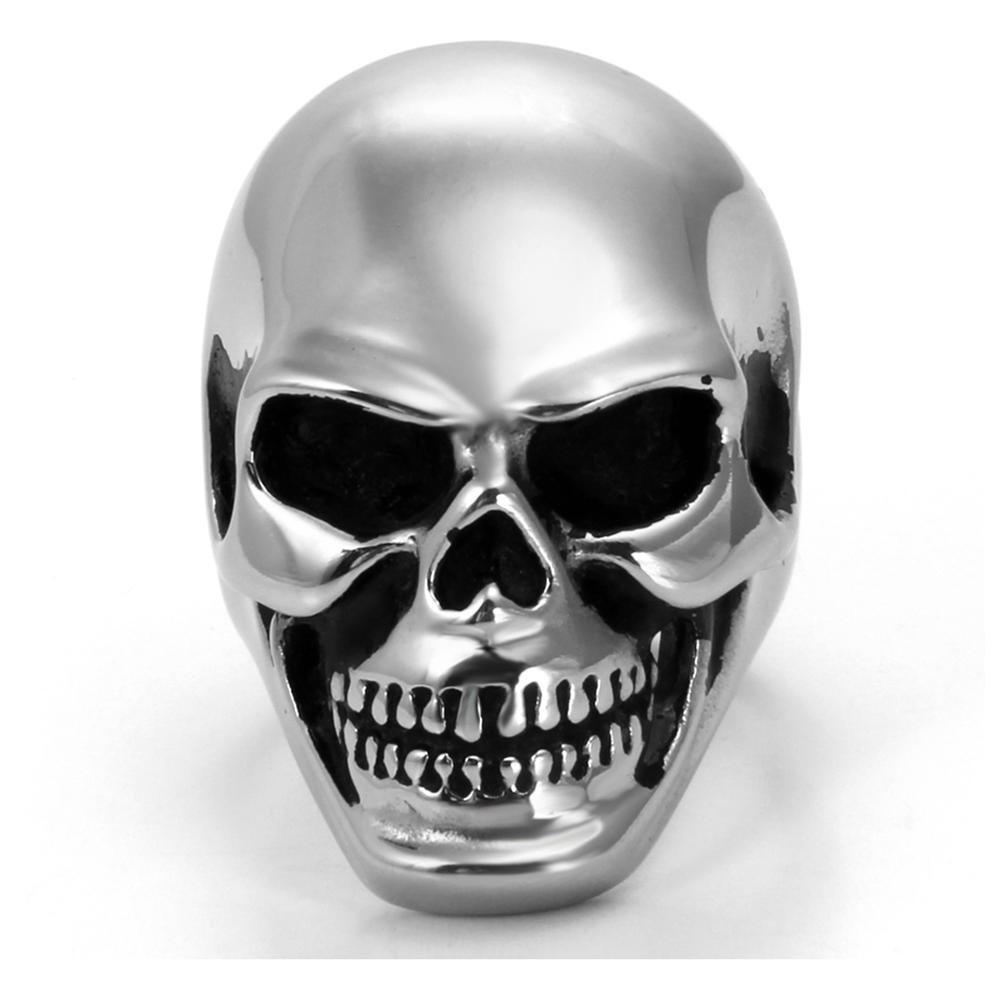 wedding rings for men : 9 stunning skull wedding bands for men
