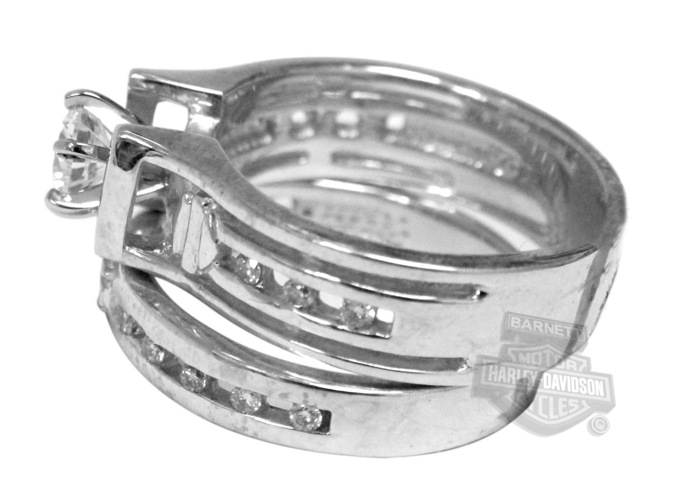 max size 1400 x 1001 - Harley Davidson Wedding Rings