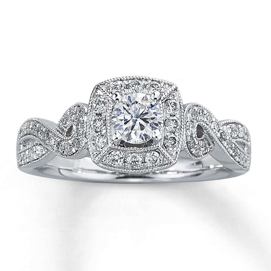 7 Unique Jared Wedding Rings in Jewelry