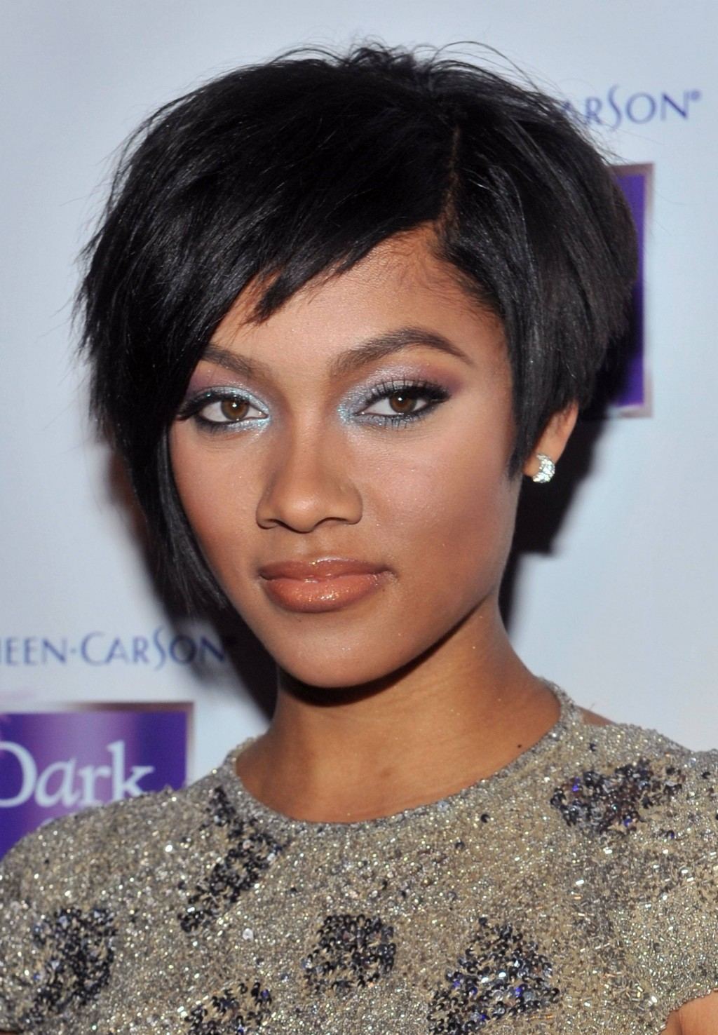 8 Beautiful Short Black Hairstyle in Hair Style