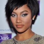 Black Short Haircuts , 10 Charming Black Styles For Short Hair In Hair Style Category