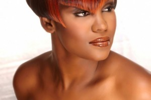 Hair Style , 9 Fabulous Short Hairdos For Black Women :  black women hairstyles