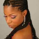 braid hairstyles for black women 2013 , 4 Popular Braided Black Hairstyles 2013 In Hair Style Category