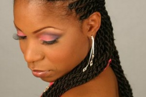 618x867px 4 Popular Braided Black Hairstyles 2013 Picture in Hair Style