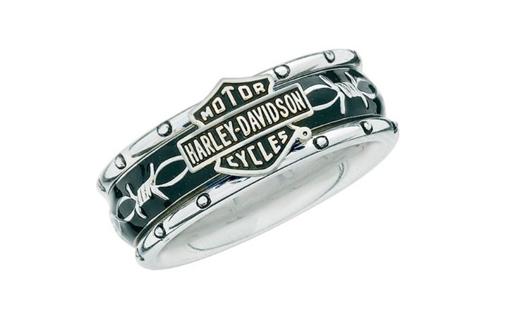 large 720 x 466 - Harley Wedding Rings