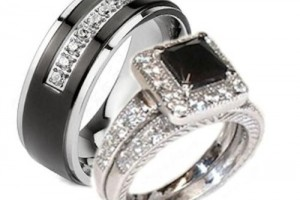 500x480px 7 Unique Harley Davidson Wedding Ring Sets Picture in Jewelry