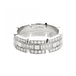 diamond wedding band , 9 Fabulous Cartier Wedding Bands For Women In Jewelry Category