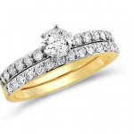 diamond wedding bands , 9 Stunning Cheap Wedding Band Sets His And Hers In Jewelry Category