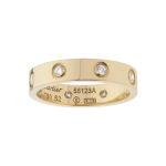 diamond wedding ring , 9 Fabulous Cartier Wedding Bands For Women In Jewelry Category