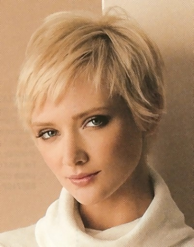 Amazing Short Hairstyles For Fine Hair Women in Hair Style
