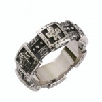 mens celtic cross ring , 11 Stunning Mens Rings Ebay In Jewelry Category
