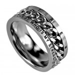 mens christian rings , 8 Fabulous Ebay Mens Ring In Jewelry Category