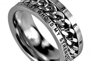 Jewelry , 8 Fabulous Ebay Mens Ring : mens christian rings