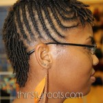 natural hair styles , 9 Lovely Simple Braid Hairstyles For Black Girls In Hair Style Category