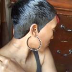 pink highlights back , 8 Popular Pictures Of Quick Weave Hairstyles In Hair Style Category