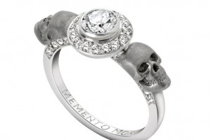 Jewelry , 8 Unique Skull Wedding Ring : pirate skull crossbones wedding