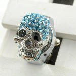 ring ring watch men , 5 Awesome Cheap Skull Rings For Men In Jewelry Category