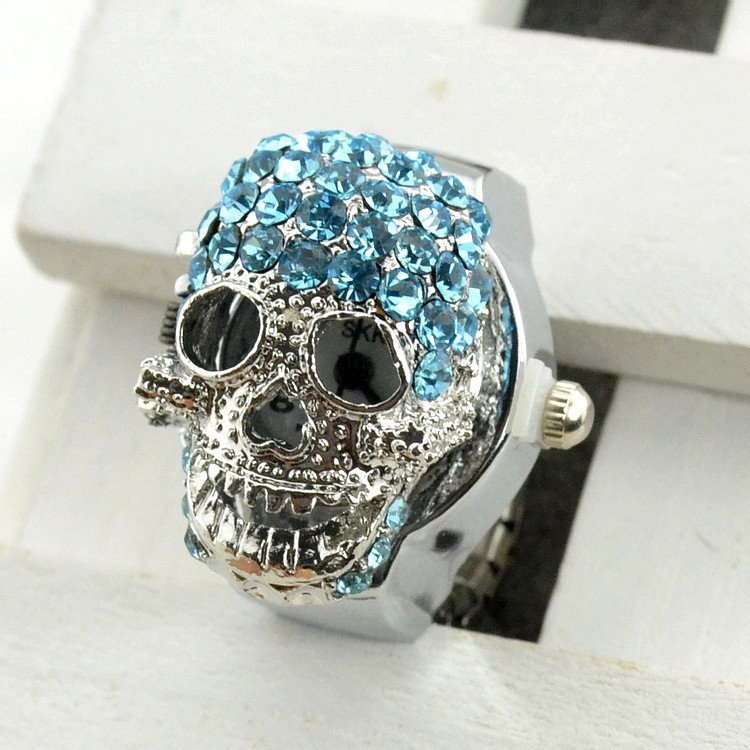Ring Ring Watch Men : 5 Awesome Cheap Skull Rings For Men | Woman ...