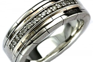 Jewelry , 11 Stunning Mens Rings Ebay :  ring titanium