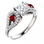 ruby engagement rings jared , 9 Charming Men Engagement Rings Jared In Jewelry Category