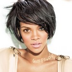 short afro hairstyles  , 10 Charming Black Styles For Short Hair In Hair Style Category