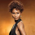 short curly black hairstyle , 9 Wonderful Short Curly Weave Hair In Hair Style Category