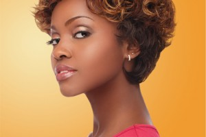 Hair Style , 9 Wonderful Short Curly Weave Hair :  short curly haircut