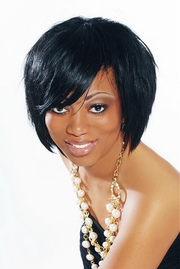 Short haircuts for black women 10 unique short black styles large 618 x 926 urmus Images