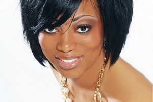 Hair Style , 9 Charming Black Hairdos For Short Hair :  short haircuts for black women