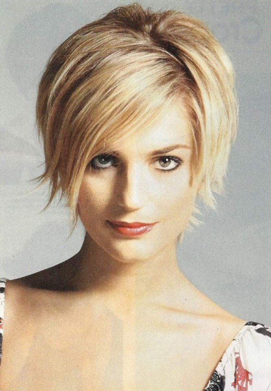 Hair Style , 9 Superb Pictures Of Short Hairstyles For Fine Thin Hair : Short Haircuts For Thin