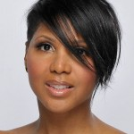 short hairstyles by black women , 11 Beautiful Black Haircuts For Women In Hair Style Category