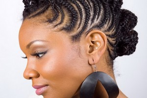 Hair Style , 10 Beautiful Braids For Short Black Hair :  short hairstyles for black women