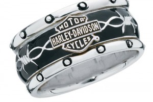 Jewelry , 9 Stunning Harley Wedding Rings :  silver wedding ring