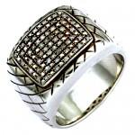 silver white diamond , 10 Nice Ebay Mens Rings In Jewelry Category