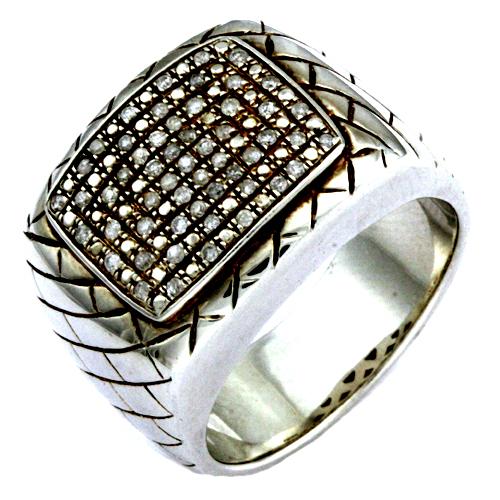 11 Stunning Mens Rings Ebay in Jewelry