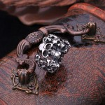 ten Skulls Ring for Sale , 5 Awesome Cheap Skull Rings For Men In Jewelry Category