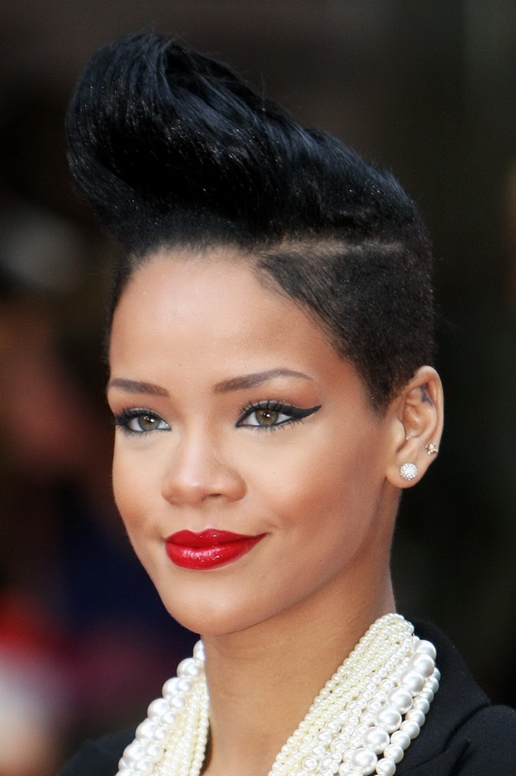 Super Black Hairstyles For Thin Hair 2012 Hairstyle Pictures Hairstyles For Women Draintrainus