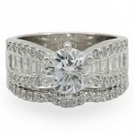 titanium wedding rings , 7 Gorgeous Ebay Wedding Rings Sets In Jewelry Category