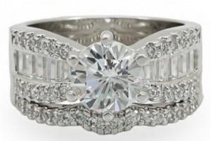 Jewelry , 7 Gorgeous Ebay Wedding Rings Sets :  titanium wedding rings