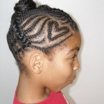 wearing girls braids hairstyles , 9 Lovely Simple Braid Hairstyles For Black Girls In Hair Style Category