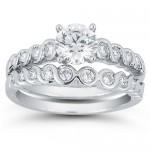 Wedding Diamond Ring , 8 Good Costco Wedding Ring Sets In Jewelry Category