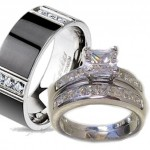 wedding ring collection , 10 Charming Cheap His And Her Wedding Ring Sets In Jewelry Category