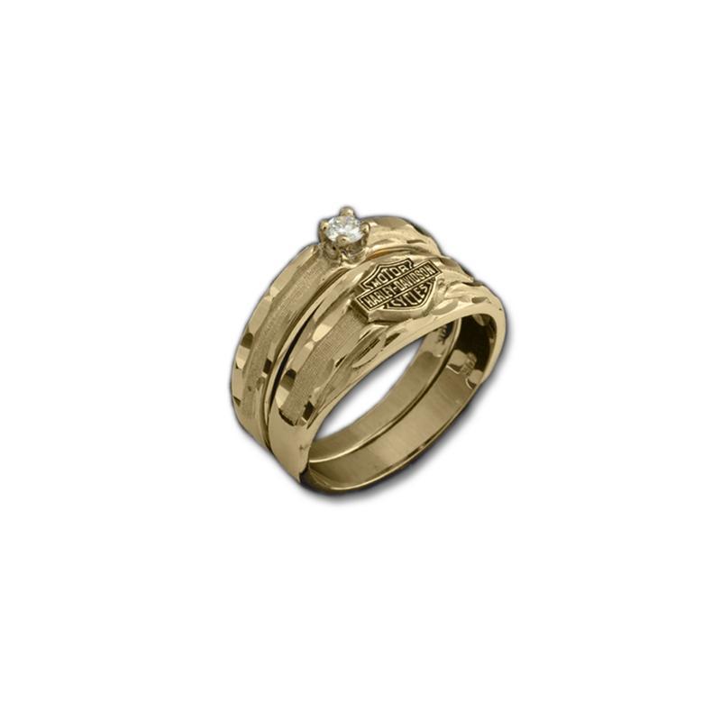 Harley Davidson Wedding Rings: Wedding Rings Design : Woman Fashion