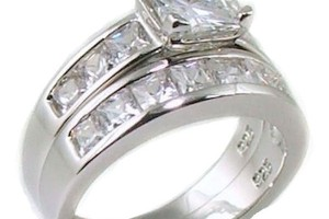 600x600px 10 Charming Cheap His And Her Wedding Ring Sets Picture in Jewelry