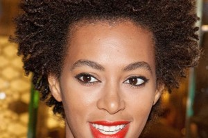 Hair Style , 8 Lovely Short African Hairstyles : Solange Knowles Hairstyle